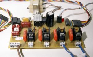 The new common actuators board