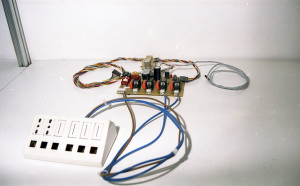 File Sockets and Actuators Board