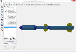YA Research Rocket Project