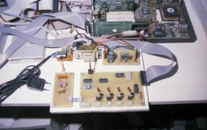 SS100 TRIAC Implementation