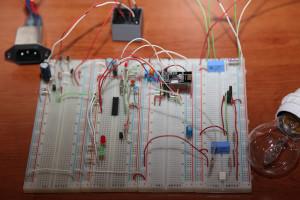 Mains Power PWM Board